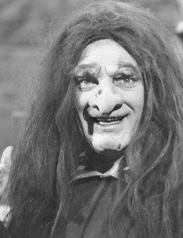 Billy Van as Grizelda the Ghastly Gourmet