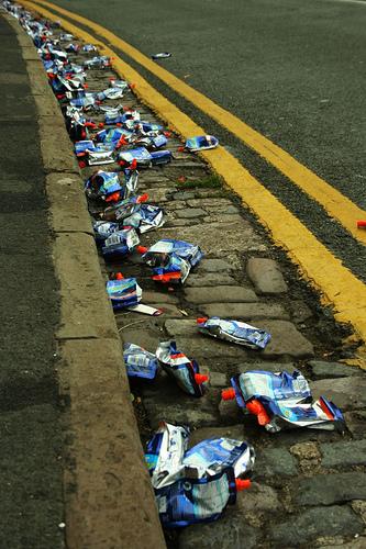 Half Marathon Litter